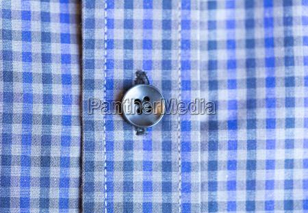 shirt button close up