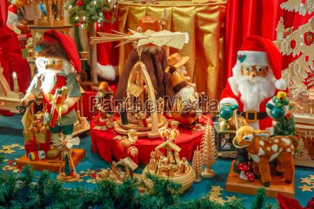 christmas market in brugge belgium