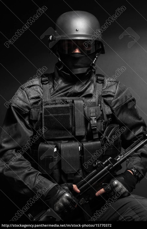 spec, ops, police, officer, swat - 15770372