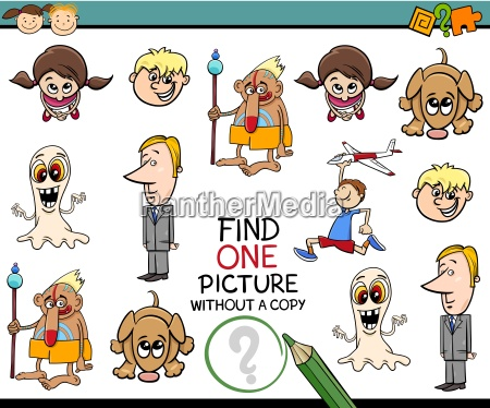 educational kindergarten task