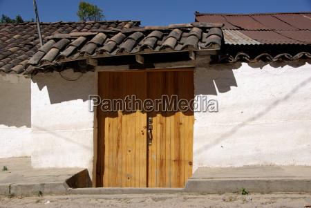 house in chichicastenango guatemala