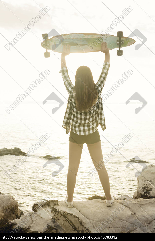 skater, girl - 15783312