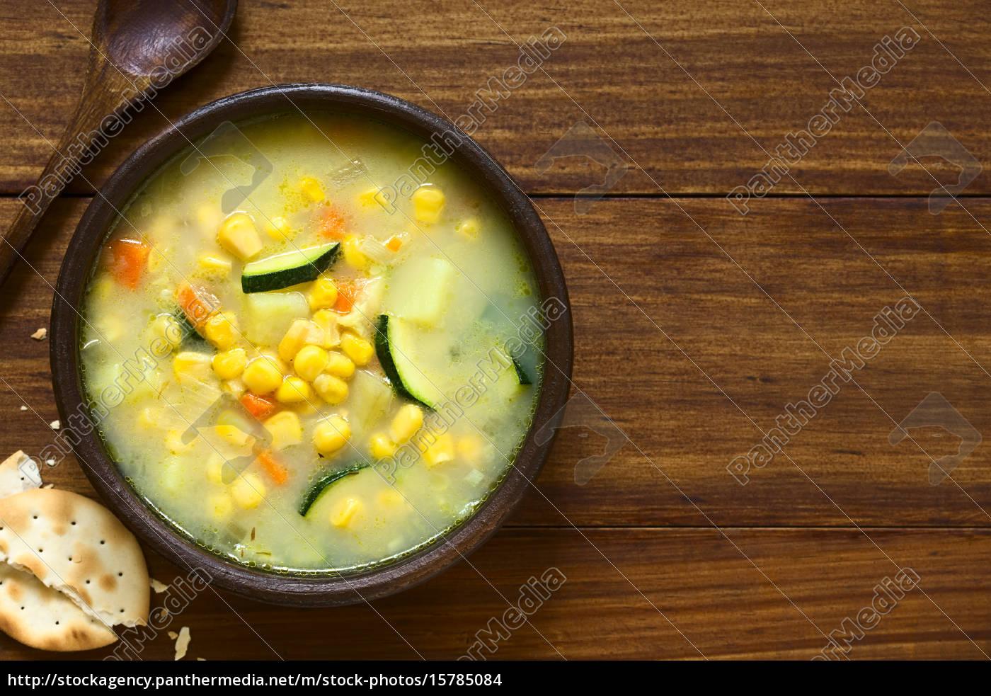 corn, chowder - 15785084