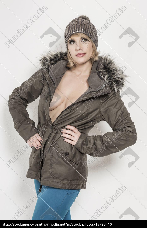 hot, winter, clothes - 15785410