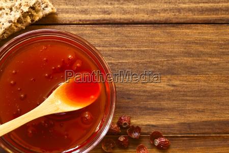 rose, hip, jam - 15785004