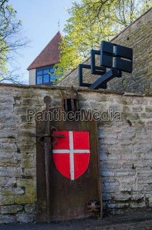danish, king's, garden, in, tallinn, , spring - 15786380