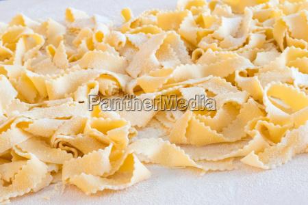 home, made, tagliatelle, italian, pasta - 15786450