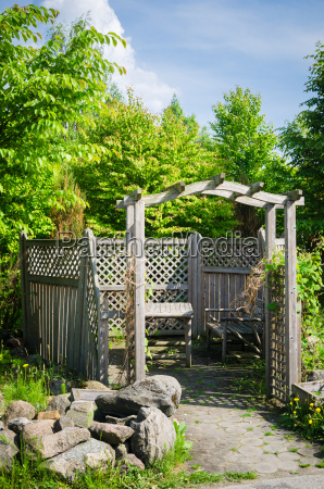 pergola, and, a, place, to, relax - 15786396