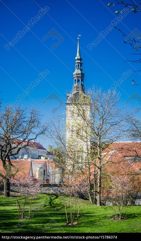 view, of, the, old, tallinn, beautiful - 15786374