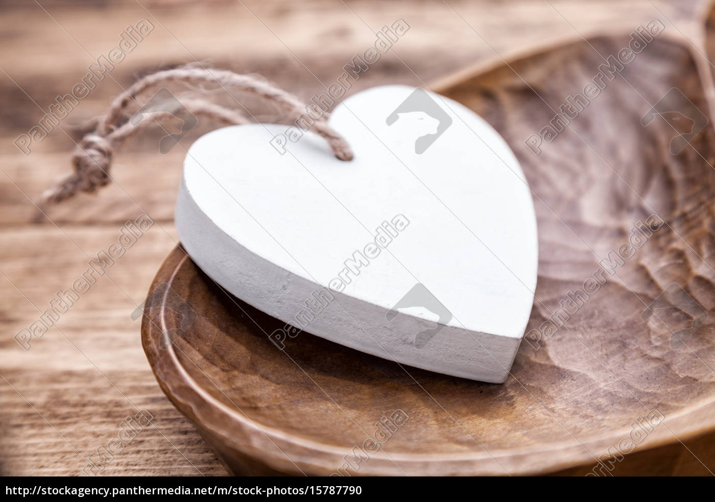love, concept, -, white, heart, in - 15787790