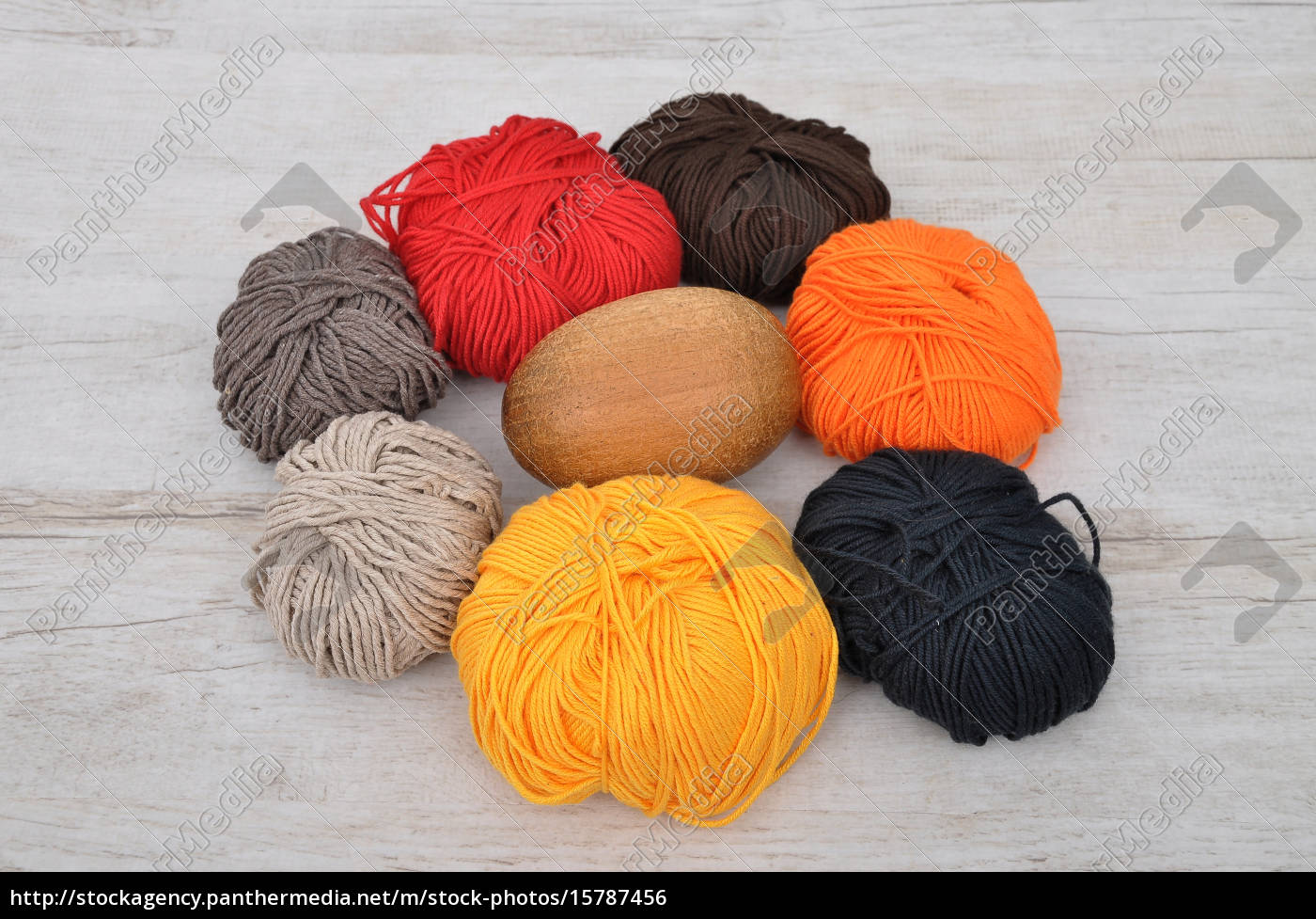 stopper, and, wool - 15787456