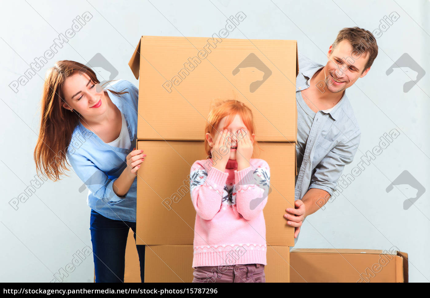 the, happy, family, , during, repair - 15787296