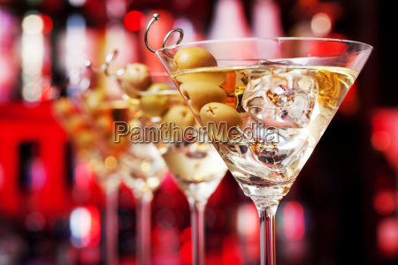 cocktails, collection, -, martini - 15791457