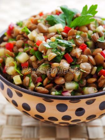 lentil, salad, lentil, salad, lentil, salad, lentil, salad, lentil, salad, lentil - 15792963