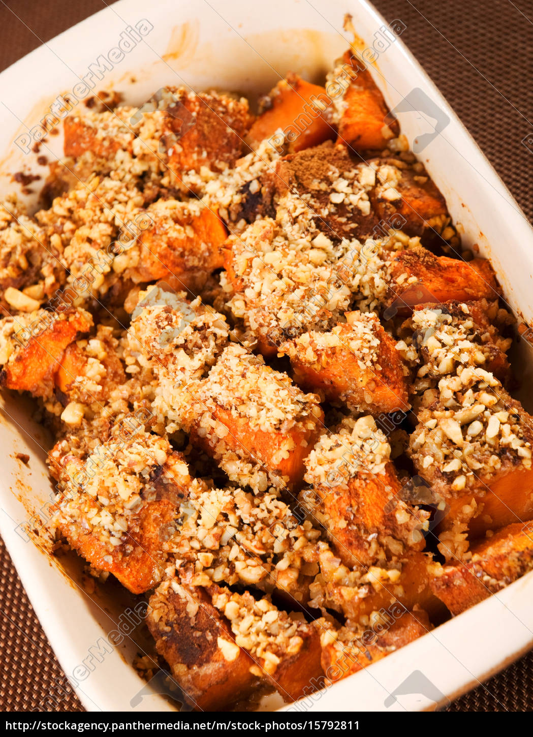 pumpkin, with, nuts, casserole, pumpkin, with, nuts - 15792811