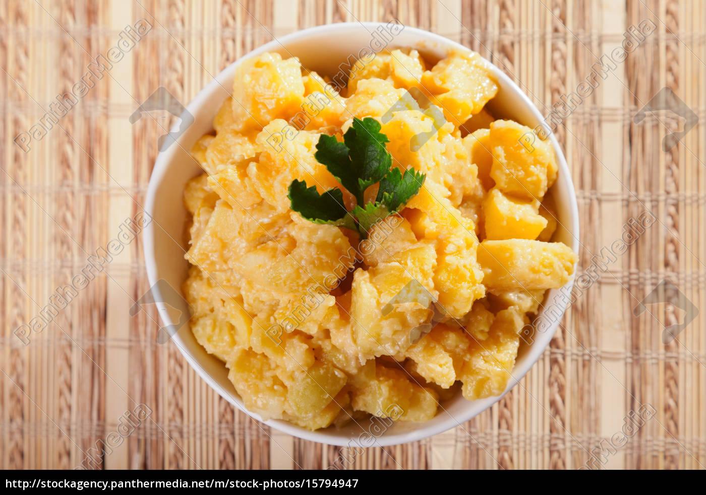 boiled, potato, salad, boiled, potato, salad, boiled, potato - 15794947