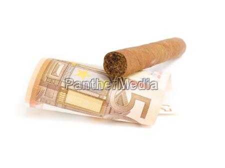 cigar, costing, 50, euro, cigar, costing, 50 - 15794505