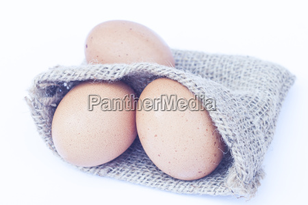 eggs, isolated, on, white, background - 15794331