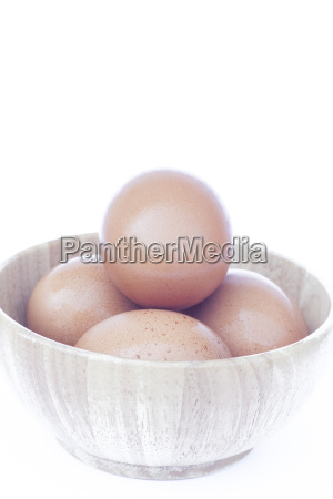 eggs, isolated, on, white, background - 15794335
