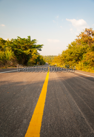 landscape, of, country, road - 15794387