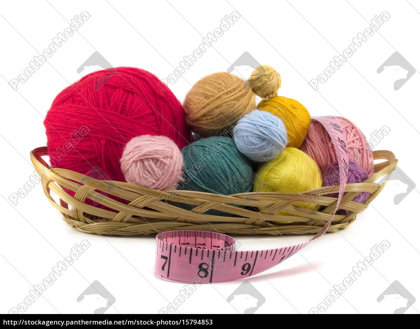 yarn, balls - 15794853
