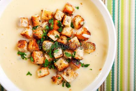 chestnut, cream, soup, chestnut, cream, soup, chestnut, cream - 15795129