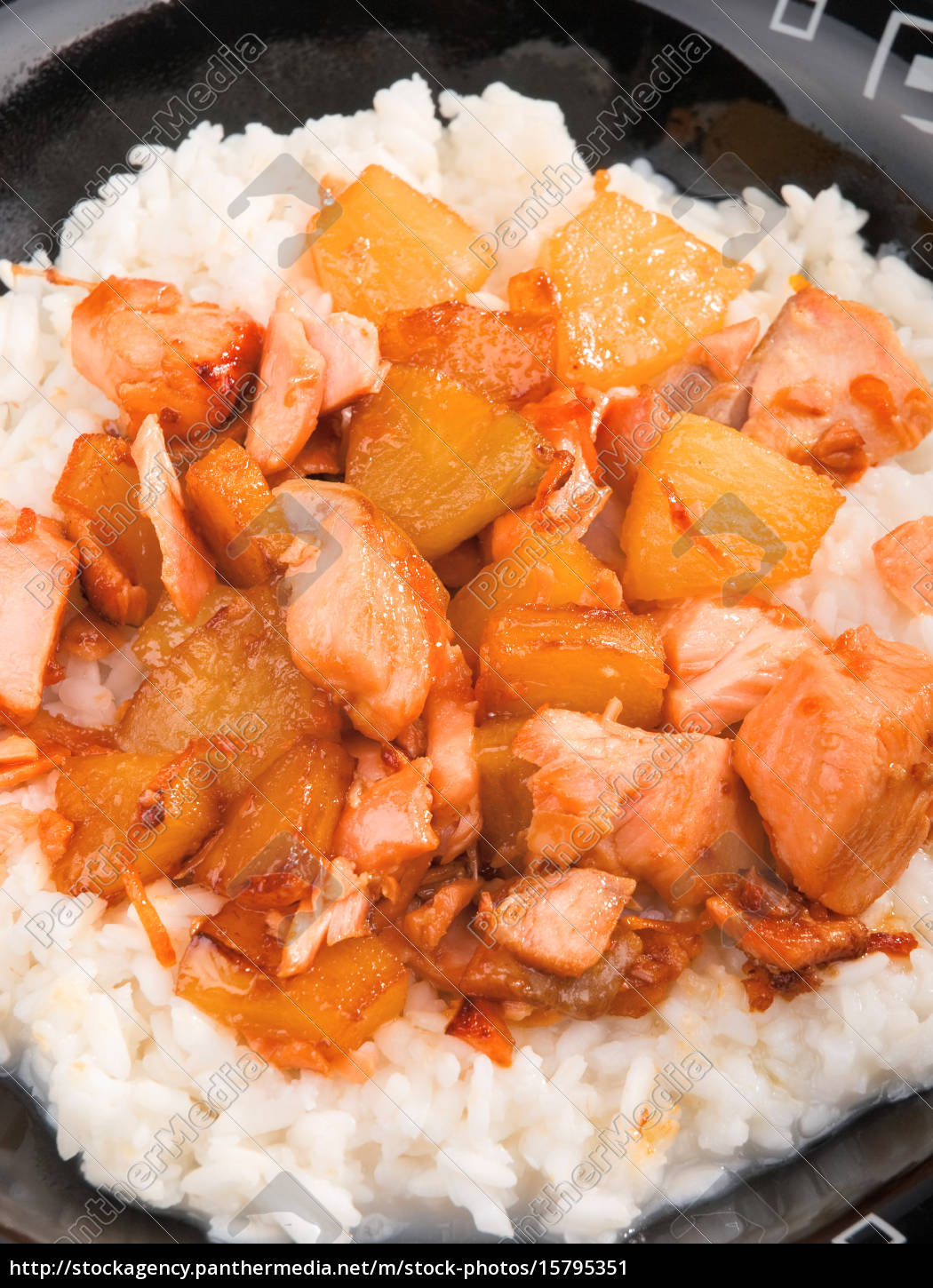 chicken, with, pineapple, chicken, with, pineapple, chicken, with - 15795351
