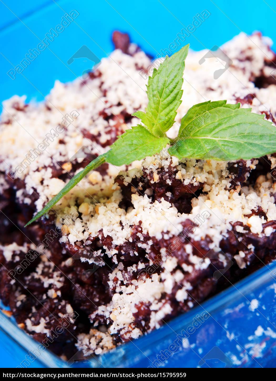 chocolate, rice, dessert, chocolate, rice, dessert, chocolate, rice - 15795959