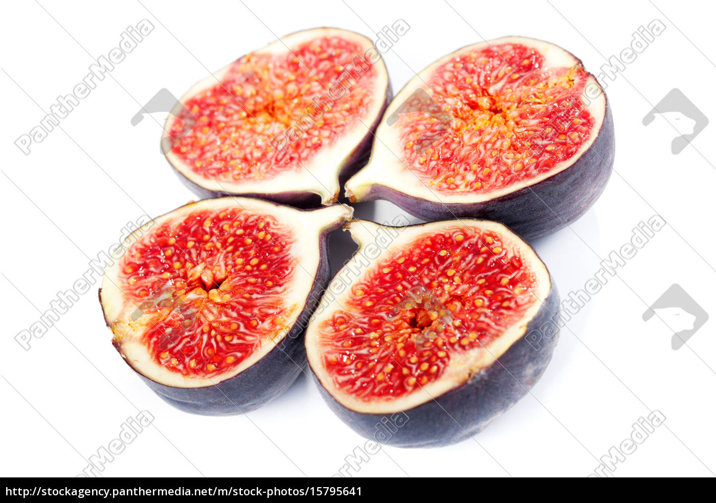 figs, isolated, on, white, figs, isolated, on - 15795641