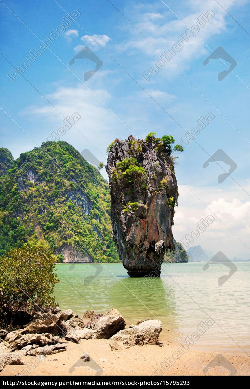 james, bond, island, , thailand, james, bond, island, - 15795293