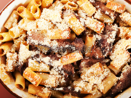 macaroni, with, veal, casserole, macaroni, with, veal - 15795947