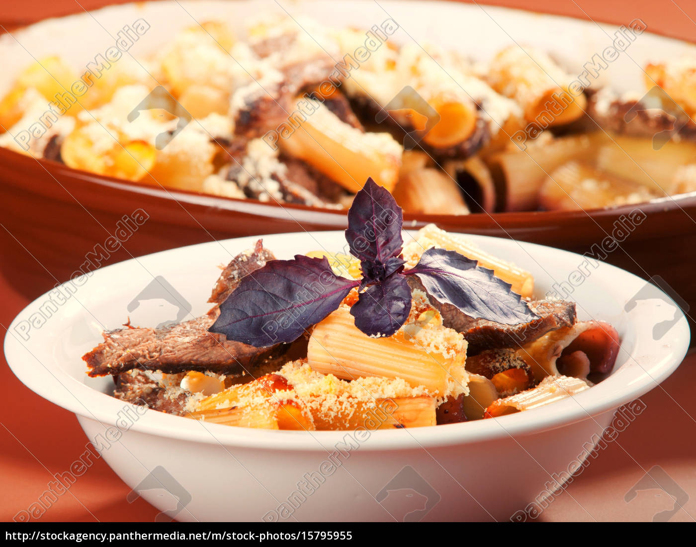 macaroni, with, veal, casserole, macaroni, with, veal - 15795955