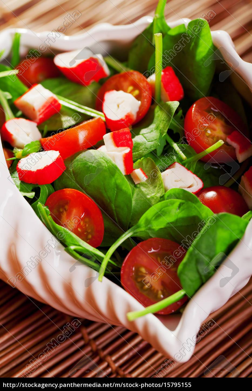 mediterranean, seafood, salad, mediterranean, seafood, salad, mediterranean, seafood - 15795155