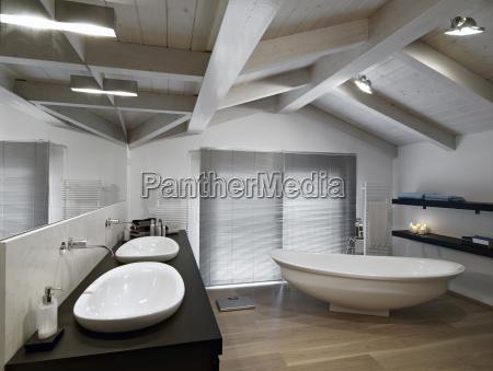 modern, bahtroom - 15795837