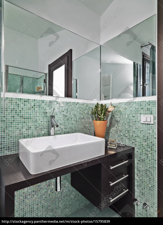 modern, bahtroom - 15795839