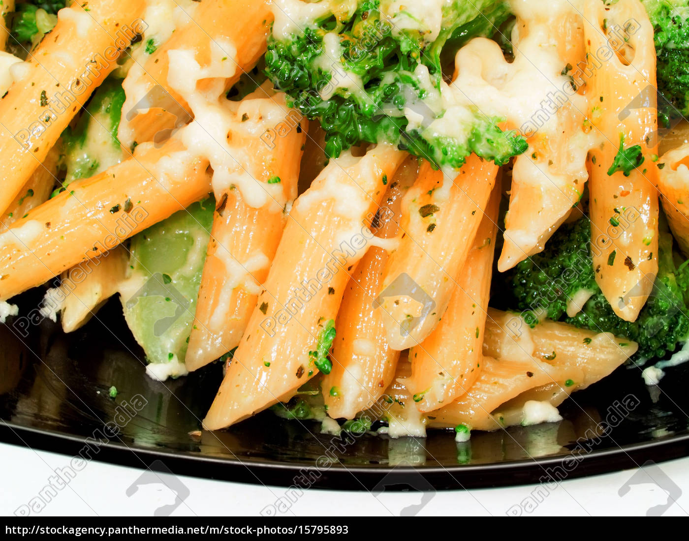 pasta, collection, -, penne, with, broccoli - 15795893