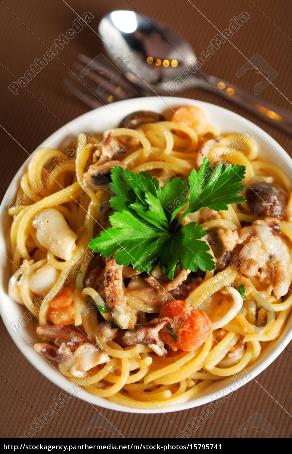 pasta, collection, -, seafood, spaghetti, pasta, collection - 15795741