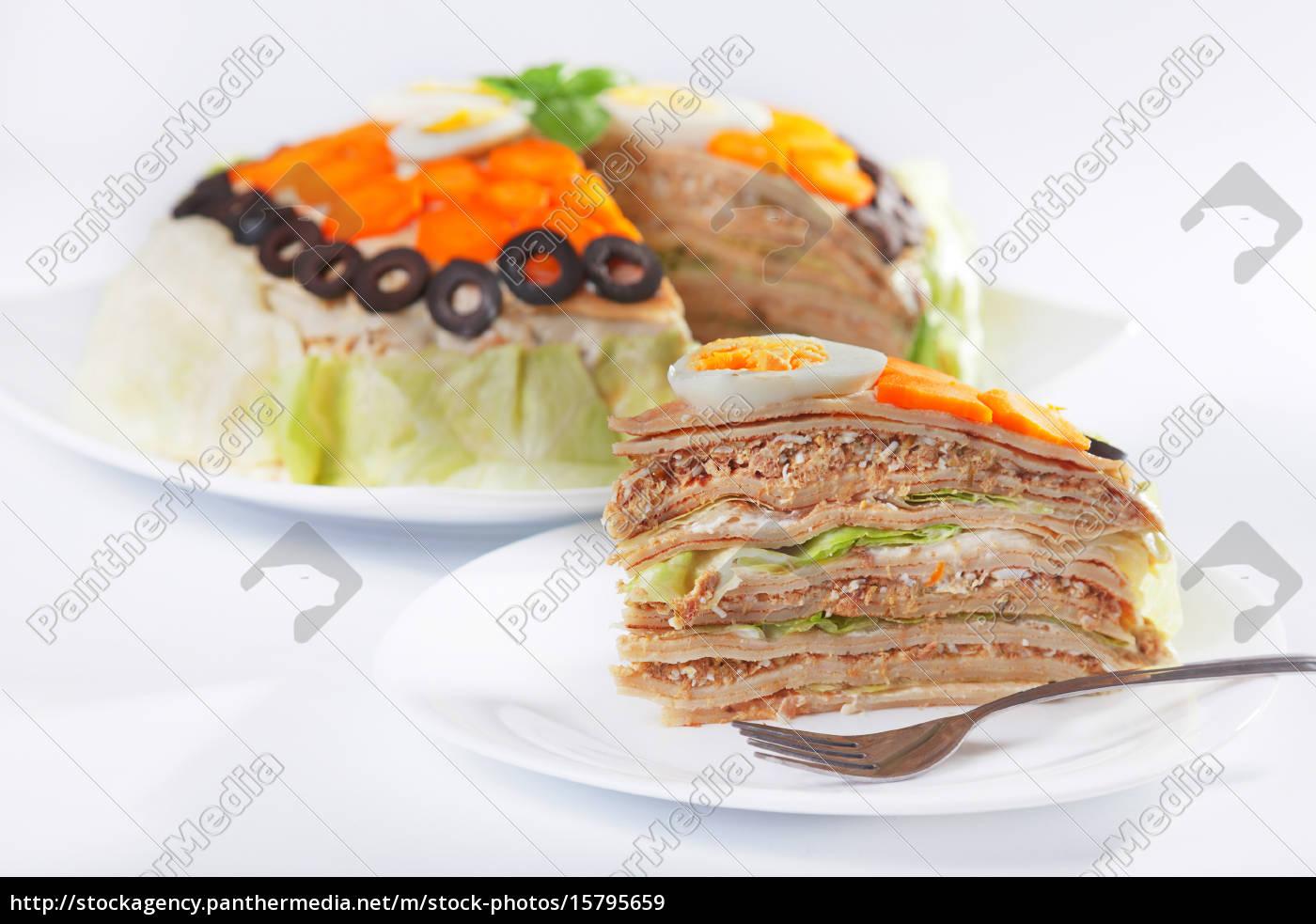 salty, pancake, cake, salty, pancake, cake, salty, pancake - 15795659