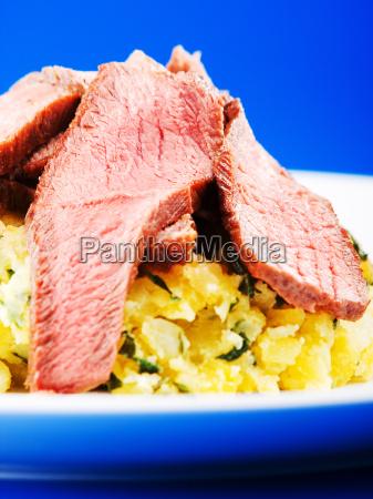 veal, with, potatos, veal, with, potatos, veal, with - 15795967