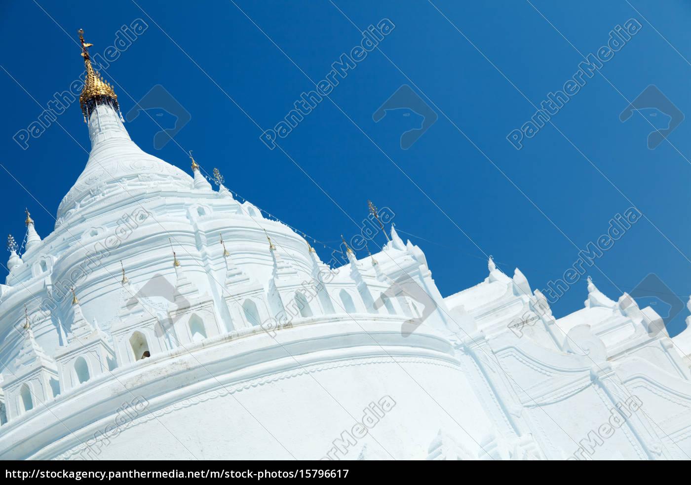 hsinbyume, pagoda, , mingun, , myanmar, hsinbyume, pagoda, , mingun, - 15796617