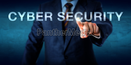 manager, touching, cyber, security, onscreen - 15796575
