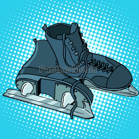 men, skates, winter, sports - 15796051
