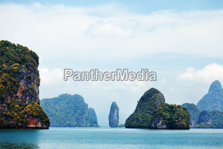 phang, nga, archipelago, near, phuket, , thailand, phang - 15796679