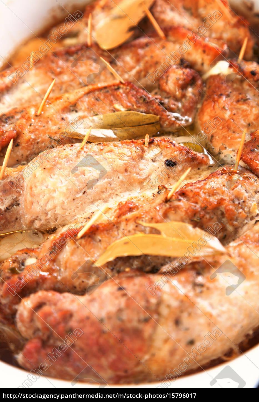 pork, roulades, pork, roulades, pork, roulades, pork, roulades - 15796017
