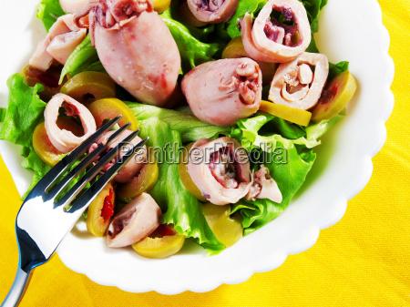 seafood, salad, seafood, salad, seafood, salad, seafood, salad, seafood, salad, seafood - 15796889