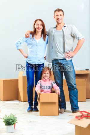 the, happy, family, , during, repair - 15797907