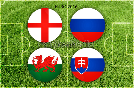 euro, cup, group, b - 15798985