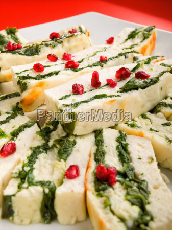 fish pate with spinach fish pate