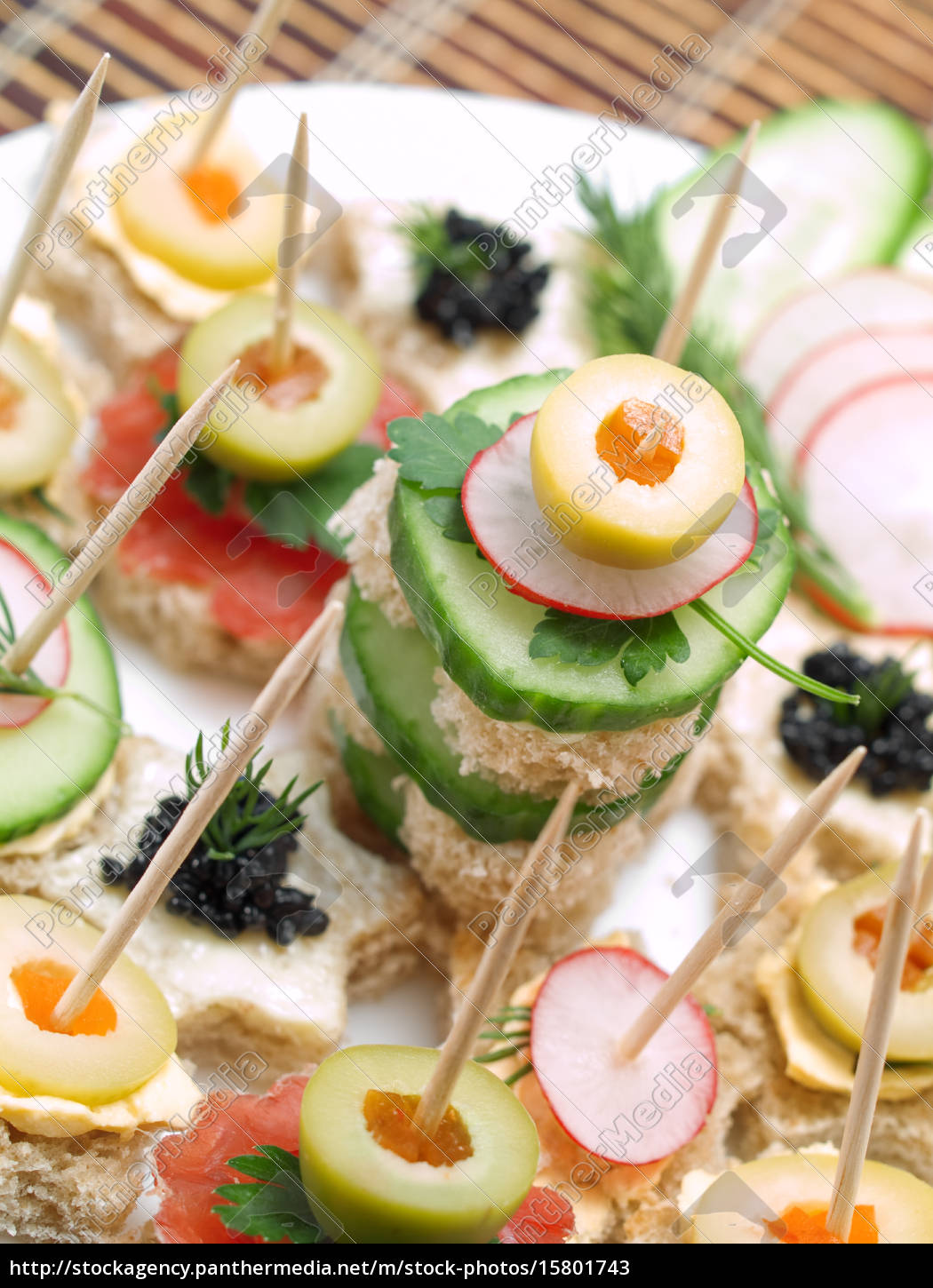 appetizers - 15801743