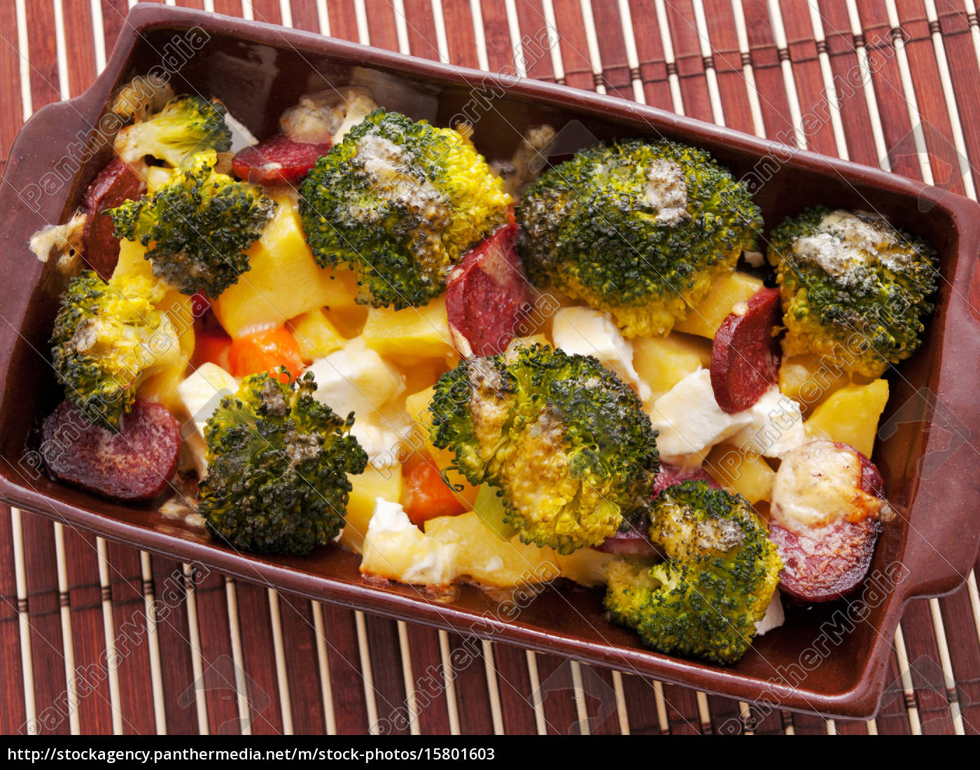 brocolli, and, potato, casserole, brocolli, and, potato - 15801603